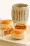 Chińskiego stylu teatime Zdjęcie Stock