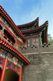 chińskiego stylu wierza fotografia royalty free