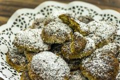 Chia-μπισκότο-10 Στοκ Φωτογραφίες
