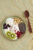 Chia завтрака Стоковая Фотография