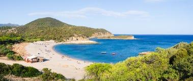 Chia beach Royalty Free Stock Photo