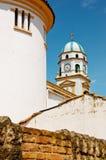 Chia, catedral de Colômbia Fotos de Stock Royalty Free