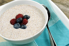 Chia cereal Royalty Free Stock Photography