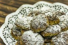 Chia-Cookies-12 Immagine Stock