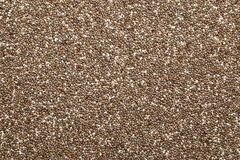 Chia seed background Stock Photo