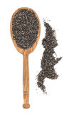 Chia Seed Royalty Free Stock Photography