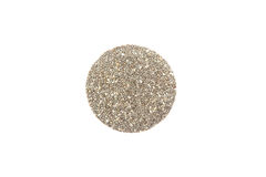 Chia seed in a white background Royalty Free Stock Photo