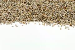 Chia seeds Stock Photos