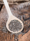 Chia Seeds Immagine Stock