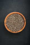 Chia seeds Royalty Free Stock Image