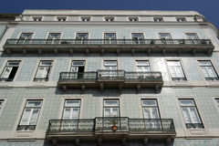 Chiado, Lisbon, Portugal Stock Photography