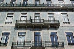 Chiado, Lisbon, Portugal Royalty Free Stock Images