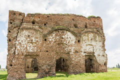 Chiajna Monastery. Old Ruins Of Chiajna Monastery In Romania. Built in 1792 Chiajna Monastery is a ruined church on the outskirts of Bucharest which is the Royalty Free Stock Image