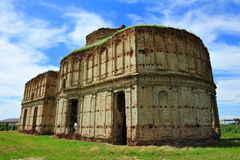 Chiajna monastery ruins Stock Photo