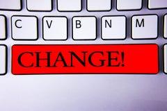 Chiamata del cambiamento di scrittura del testo della scrittura Tastiera di modifica di transizione di revisione di diversione di illustrazione vettoriale