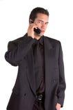 Chiamata mobile immagini stock