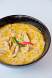 Chiamata tailandese KAENGKEAW WAN KAI dell'alimento Immagine Stock