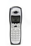 Chiamilo telefono senza cordone immagini stock libere da diritti