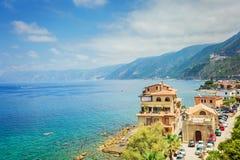 Chianalea di Scilla royalty free stock image