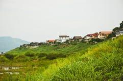 chiang城市khan视图 免版税库存照片