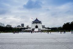 chiang αναμνηστικό shek kai αιθουσών στοκ εικόνες