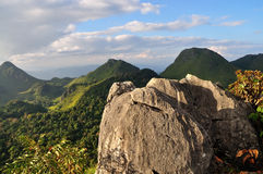 Chiang Dao Berg Lizenzfreie Stockfotografie