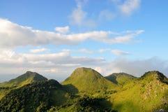 Chiang Dao Berg Lizenzfreie Stockbilder
