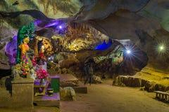 Chiang Dao Cave, Chiang Mai Province, Tailandia Fotografia Stock