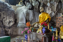 Chiang Dao Cave Royalty Free Stock Photo