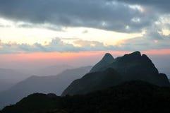 Chiang Dao mountain Royalty Free Stock Photos