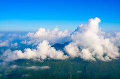 Chiang Dao mountain Stock Photo