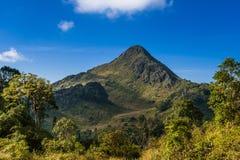 Chiang Dao Mountain in Tailandia Immagini Stock Libere da Diritti