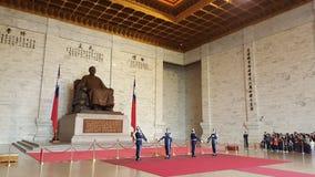 Chiang Kai-shek corridoio commemorativo Fotografie Stock Libere da Diritti