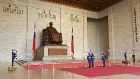 Chiang Kai-shek Erinnerungshall Stockfotografie