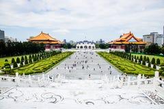 Chiang Kai-shek hall commémoratif photo stock