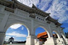 Chiang Kai-shek hall commémoratif photographie stock libre de droits