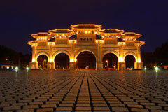 Chiang Kai Shek Memorial Gate Stock Images
