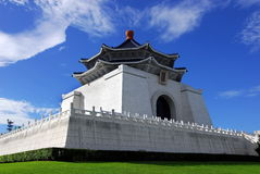 Chiang Kai-Shek Memorial Hall. National Chiang Kai-shek Memorial Hall stock images