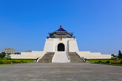 Chiang kai shek memorial hall Royalty Free Stock Image