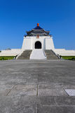 Chiang kai shek memorial hall Royalty Free Stock Photos