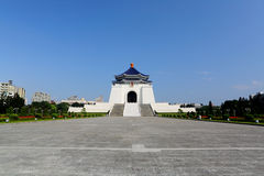 Chiang kai-shek memorial hall Stock Photo