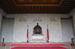 Chiang Kai-Shek Memorial Hall Stock Photos