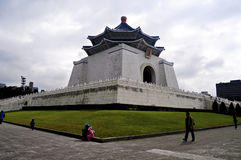 Chiang Kai-Shek Memorial Hall Royalty Free Stock Photo