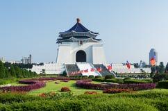 Chiang Kai-shek Memorial Hall in Taipeh - Taiwan Royalty-vrije Stock Fotografie