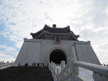 Chiang Kai Shek Memorial Hall in Taipei Stock Photos