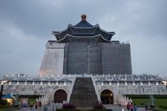 Chiang Kai Shek Memorial Hall Taipei. Chiang Kai Shek Memorial Hall in Taipei, Taiwan stock images