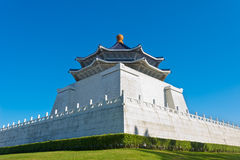 Chiang Kai Shek Memorial Hall, Taipei, Taiwan Royalty Free Stock Image