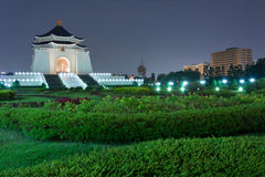 Chiang Kai-shek Memorial Hall Stock Images