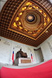 Chiang Kai-shek memorial hall in Taiwan Stock Photography