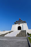 Chiang kai-shek memorial hall in taiwan Royalty Free Stock Images
